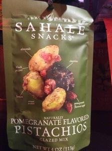 Sahale Pomegranate Pistachio